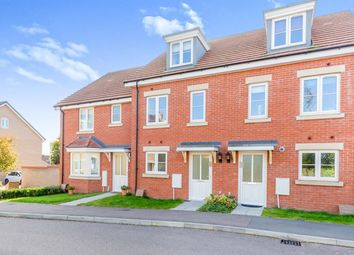 Thumbnail Terraced house for sale in Sassoon Drive, Royston