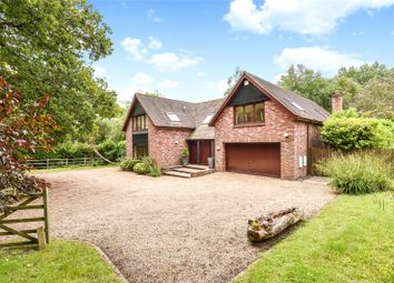Thumbnail 4 bed detached house for sale in Woodmancote Lane, Woodmancote, Chichester West Sussex, West Sussex