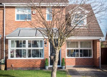 Thumbnail 3 bed semi-detached house for sale in Winster Avenue, Dorridge, Solihull