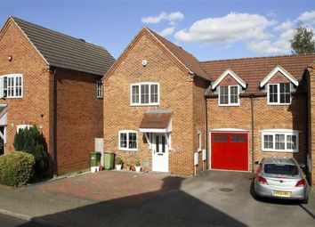 Thumbnail 3 bed semi-detached house to rent in Faraday Drive, Shenley Lodge, Milton Keynes