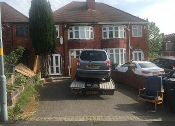 Thumbnail 3 bed semi-detached house to rent in Hylda Road, Handsworth