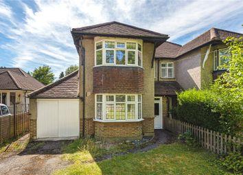 Buxton Lane, Caterham, Surrey CR3. 3 bed semi-detached house