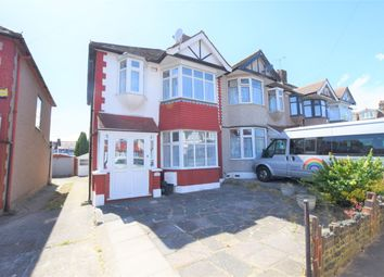 Thumbnail 3 bed end terrace house for sale in Ashbury Gardens, Chadwell Heath, Romford