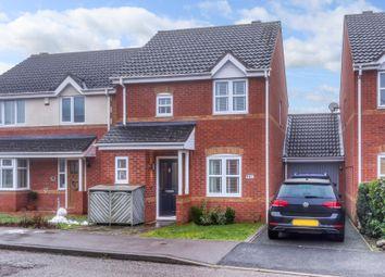 3 bed link-detached house for sale in Appletree Lane, Brockhill, Redditch B97