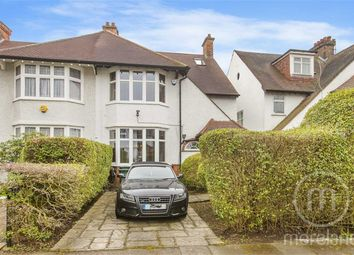 Thumbnail 5 bed semi-detached house for sale in Corringham Road, Golders Green