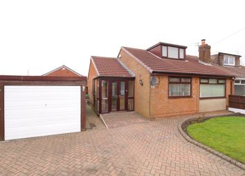 Thumbnail 3 bed bungalow for sale in Moorside Lane, Denton, Manchester