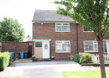 Thumbnail 2 bedroom semi-detached house for sale in Thornhill Avenue, Hull
