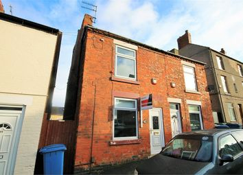 Thumbnail 2 bed semi-detached house for sale in Bagshaw Street, Pleasley, Mansfield, Nottinghamshire