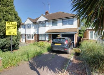 Thumbnail 5 bed semi-detached house for sale in Peplins Way, Brookmans Park, Hertfordshire