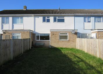 Thumbnail 3 bedroom terraced house for sale in Beech Close, Wymondham