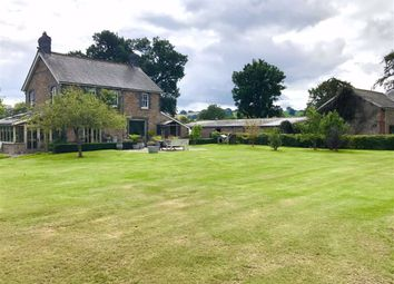 Thumbnail Country house for sale in Glasbury, Hereford