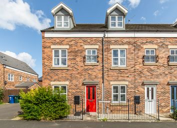 Thumbnail 3 bed town house for sale in Wyedale Way, Walkergate, Newcastle Upon Tyne