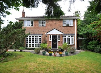 Thumbnail 4 bed detached house for sale in Moor Lane, Bagby, Thirsk