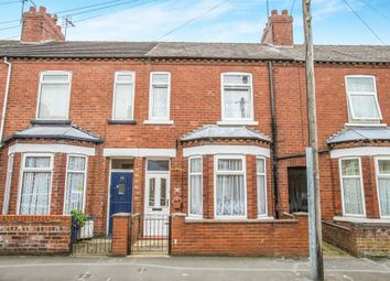 Thumbnail 3 bed terraced house for sale in Cromer Street, York