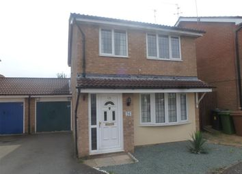Thumbnail 3 bed link-detached house for sale in Spey Close, Wellingborough