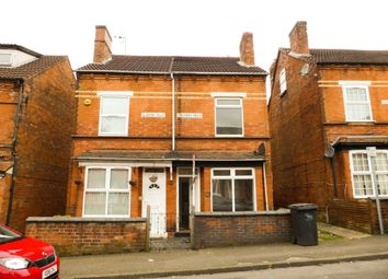 Thumbnail 3 bed semi-detached house to rent in Lodge Road, Redditch