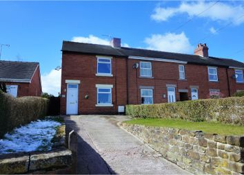 Thumbnail 2 bed town house for sale in Mill Road, Stoke-On-Trent