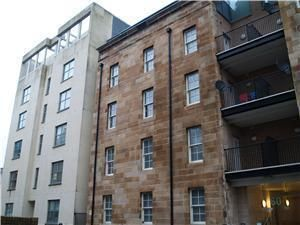 Thumbnail 2 bed flat to rent in Fox Street, Glasgow City