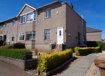 Thumbnail 3 bedroom flat to rent in Tweedsmuir Road, Hillington, Glasgow