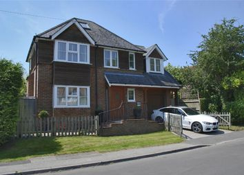Thumbnail 3 bed detached house for sale in 4A Broad Lane, Lymington, Hampshire
