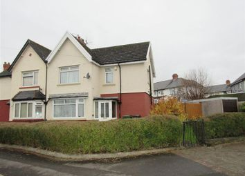 Thumbnail 3 bedroom semi-detached house for sale in Pencader Road, Ely, Cardiff