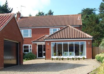 Thumbnail 4 bed detached house for sale in Lakeside Park Drive, Reydon, Southwold