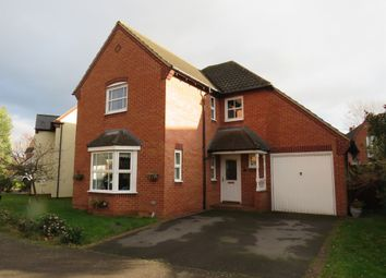Thumbnail 4 bed detached house for sale in Keepers Close, Grange Park, Northampton