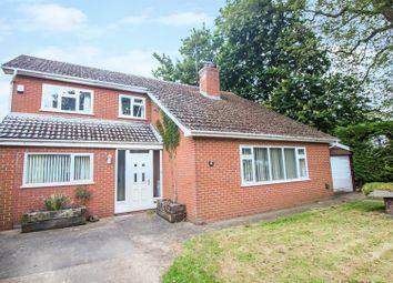 Thumbnail 4 bed detached house for sale in High Street, Benwick