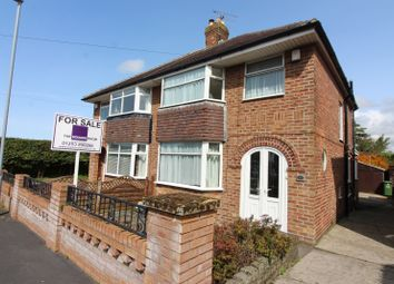 Thumbnail 3 bed semi-detached house for sale in Avenue Road, Normoss