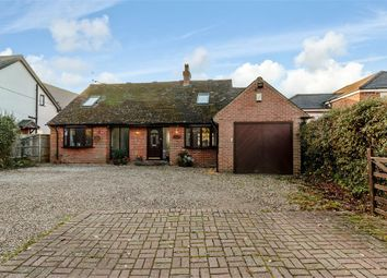 Thumbnail 5 bed detached house for sale in Southend Road, Bradfield Southend, Reading, Berkshire