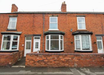 Thumbnail 2 bed terraced house for sale in William Street, Stonegravels, Chesterfield