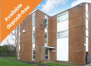 Thumbnail 1 bed flat to rent in Wood Close, Southampton