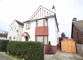 Thumbnail 5 bed detached house for sale in Preston Road, Holland-On-Sea, Clacton-On-Sea