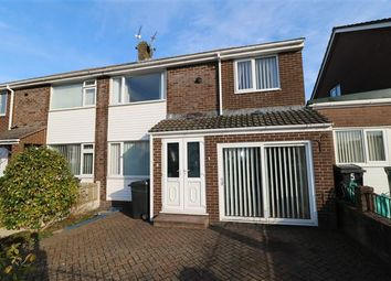 Thumbnail 4 bed semi-detached house for sale in Lodore Drive, Carlisle, Cumbria