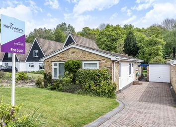 Thumbnail 3 bed detached bungalow for sale in Canada Grove, Easebourne, Midhurst