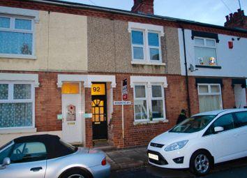 Thumbnail Terraced house to rent in Southampton Road, Northampton