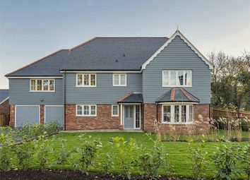 Thumbnail 4 bed detached house for sale in King Edward Mews, Whiteditch Lane, Newport, Nr Saffron Walden, Essex