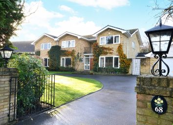 Thumbnail 7 bed detached house for sale in Onslow Road, Burwood Park, Hersham, Walton-On-Thames