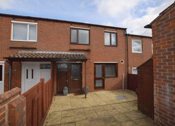 Thumbnail 4 bedroom terraced house for sale in Wealdstone Place, Springfield, Milton Keynes