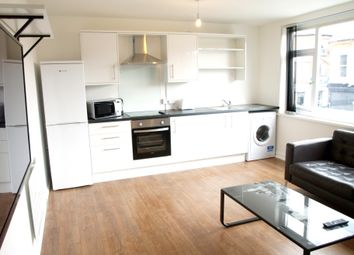 Thumbnail 4 bed flat to rent in Aspinall Street, Rusholme, Manchester