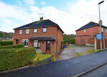Thumbnail 3 bed semi-detached house for sale in Rosevale Street, Stoke-On-Trent