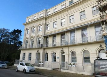 Thumbnail 1 bed flat to rent in Meadfoot Sea Road, Meadfoot, Torquay