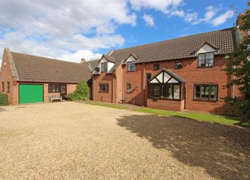 Thumbnail 4 bed detached house for sale in Farriers Way, Carlby, Stamford