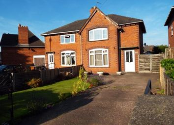 Thumbnail 3 bed terraced house for sale in Walker Road, Leamore, Walsall
