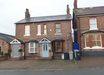 Thumbnail 3 bed semi-detached house to rent in Linwood, Knutsford Rd, A/E