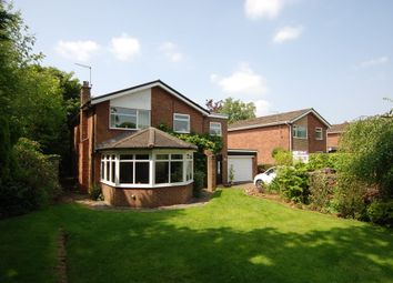 Thumbnail 4 bed detached house for sale in Infield Gardens, Barrow-In-Furness
