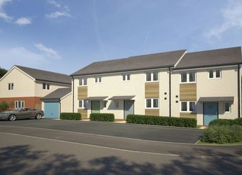 Thumbnail 3 bed semi-detached house for sale in Nightingale Close, Sherford, Plymouth