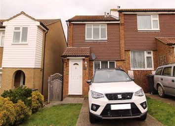 Thumbnail 2 bed end terrace house for sale in Field Way, St Leonards-On-Sea, East Sussex
