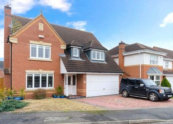 Thumbnail 4 bed detached house for sale in Hilda Close, Quarrington, Sleaford, Lincolnshire