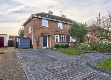 Thumbnail 3 bed semi-detached house for sale in Cambridge Street, St Neots, Cambridgeshire